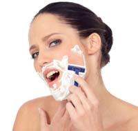 Почему растут волосы на лице у женщин причины лечение